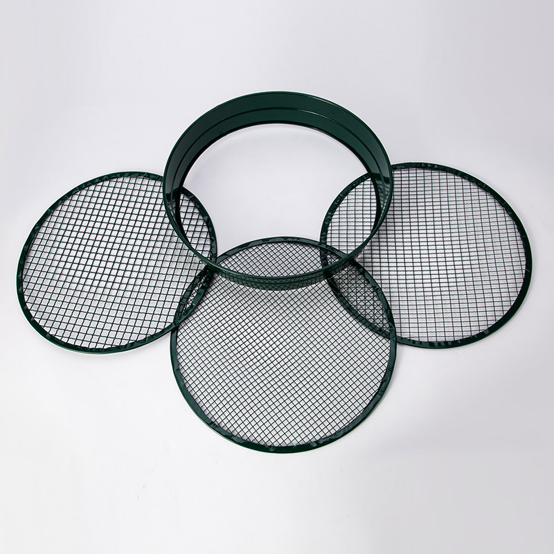 3 in one Metal Garden Potting Sieve/ Riddle