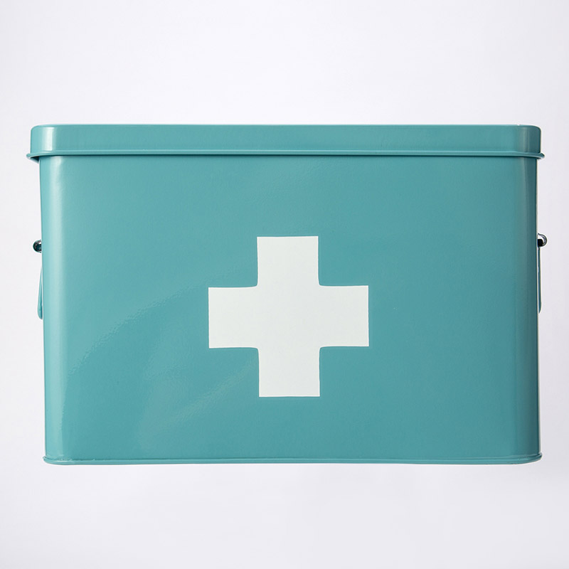 Large Home Medicine/First aid box