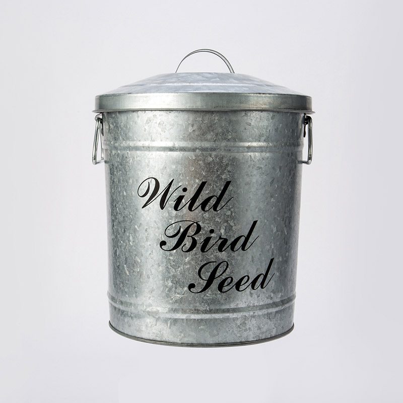 Wild Bird Feed Storage container