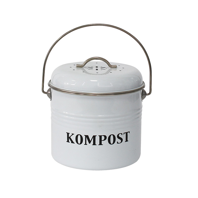 3 Liter Kitchen compost bin