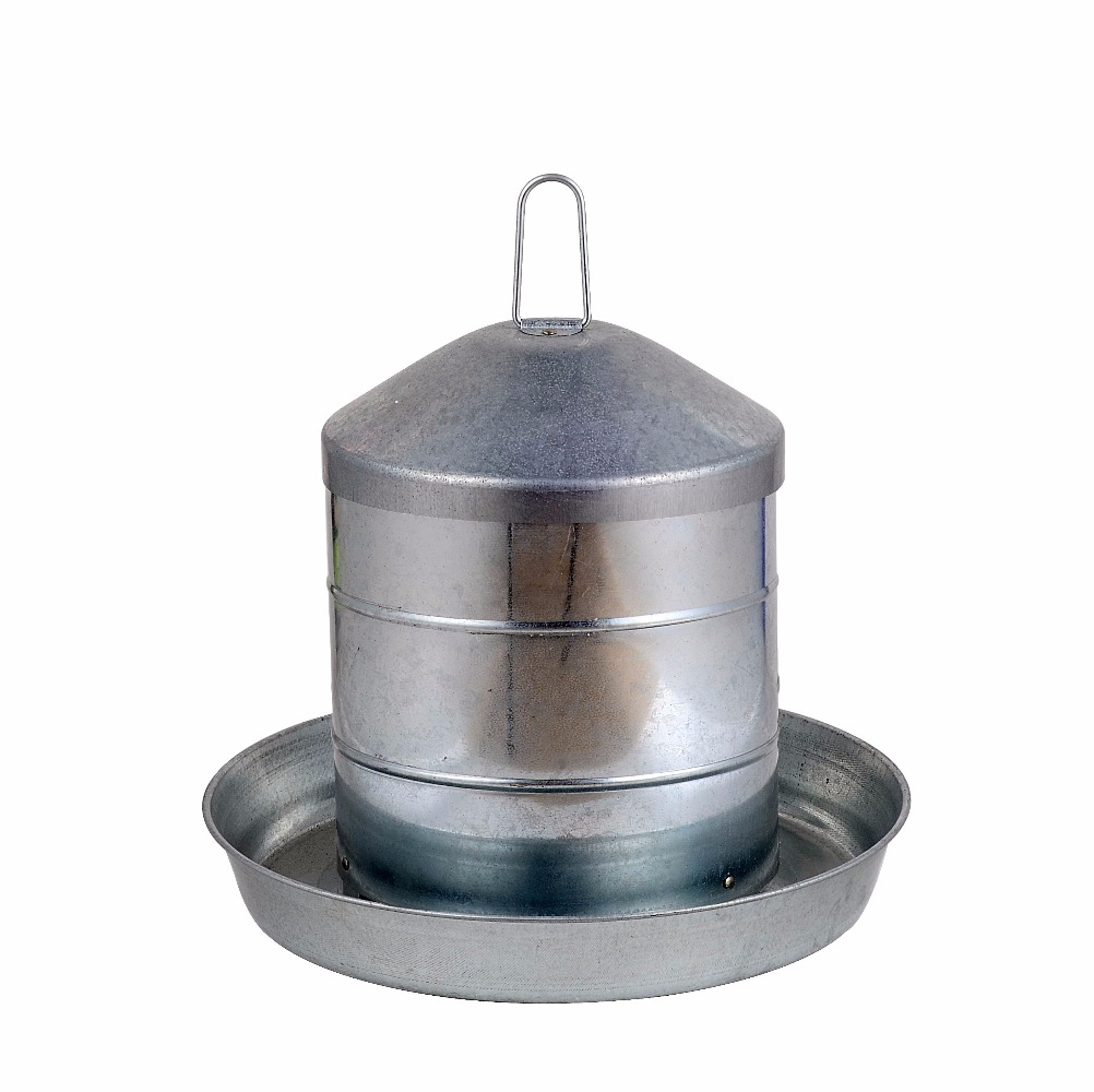 9KGS chicken feeder-galvanized