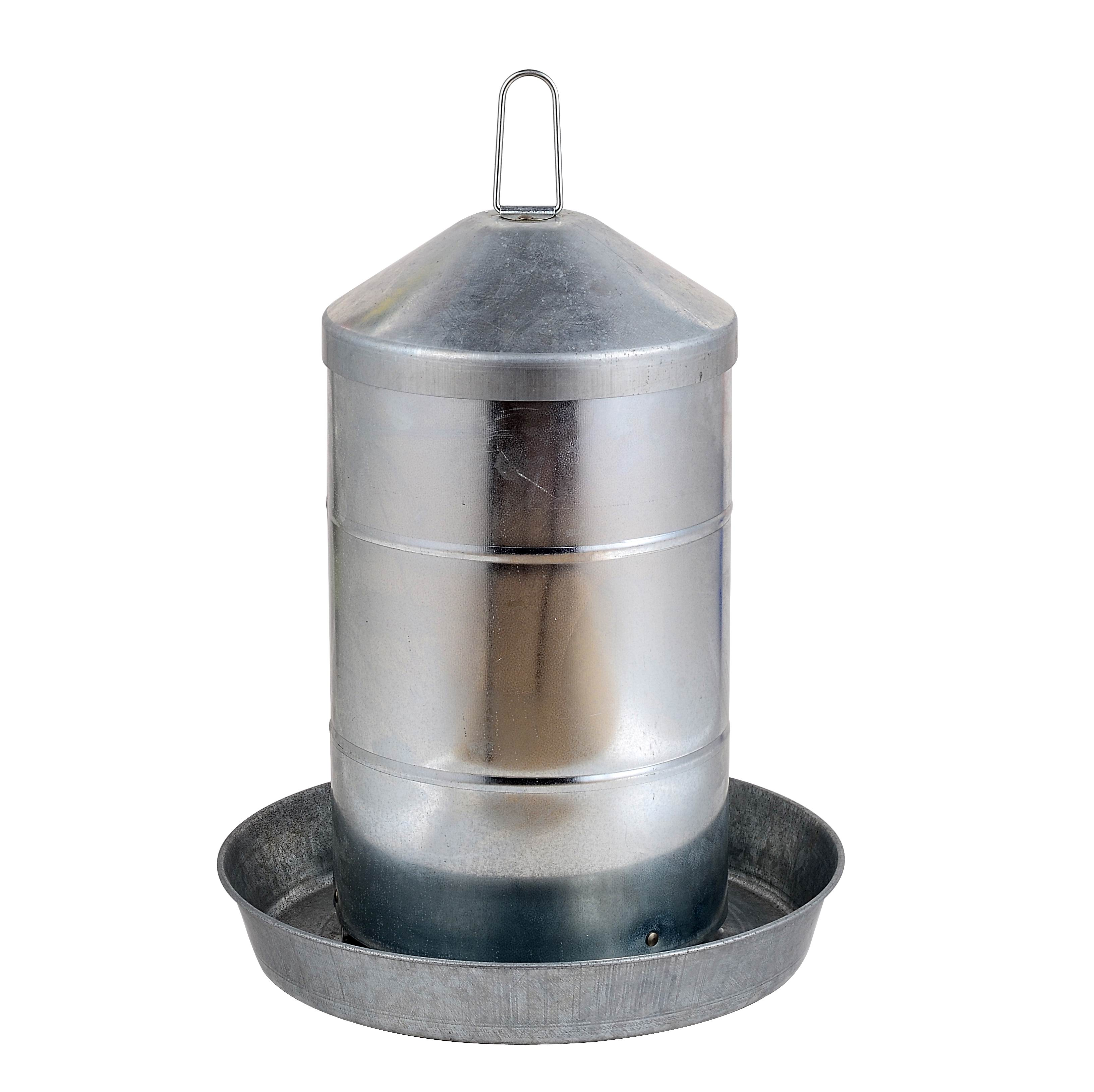 15KGS Hanging Galvanised Feeder