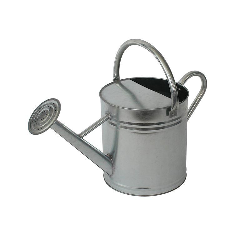 Traditional Metal Galvanized Watering Can