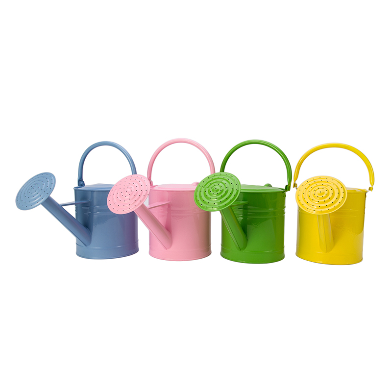 China Wholesale Galvanized steel child watering can