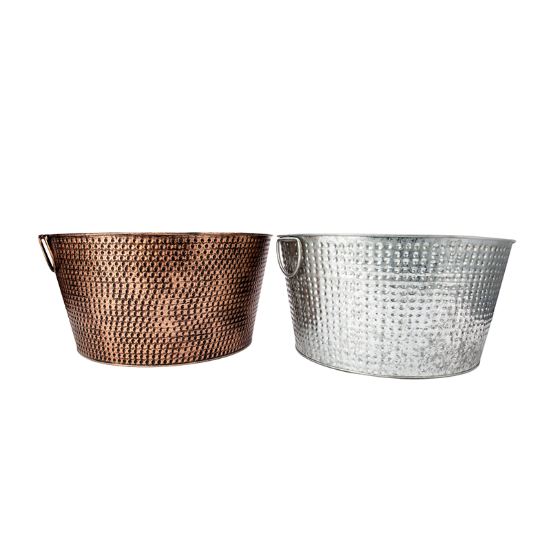 China hot sale metal galvanized party beer tub