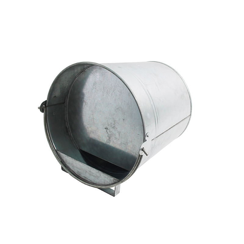 BSCI CERTIFICATE factory hot sale 7L Metal chicken waterer