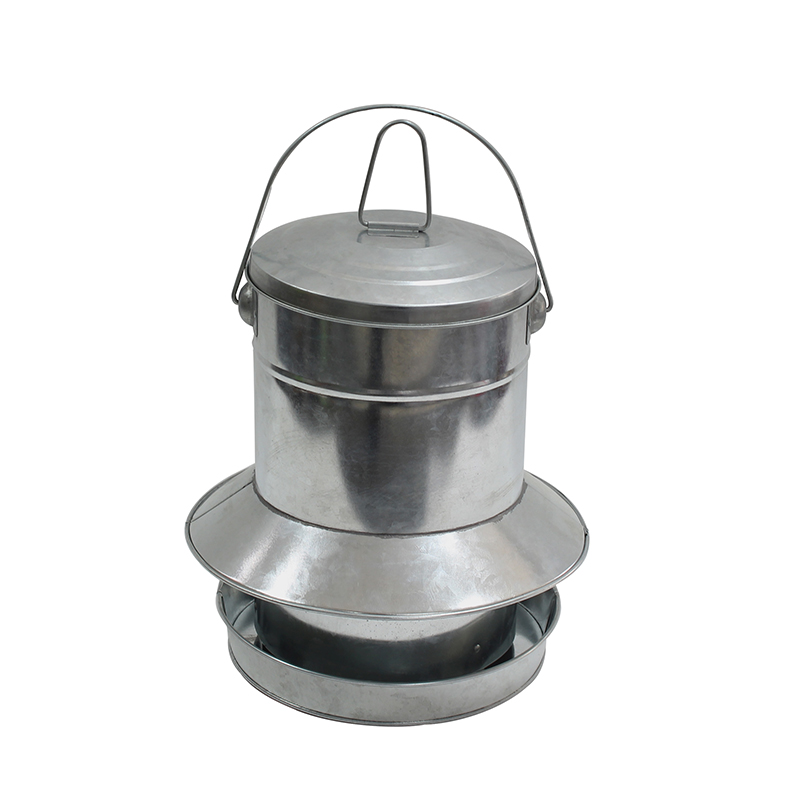 High Quality Hot Sale Metal Bird Feeder with baffle