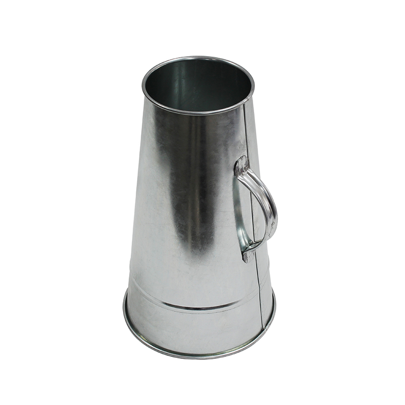 Large Galvanized Metal Chimney Barbecue Charcoal Starter