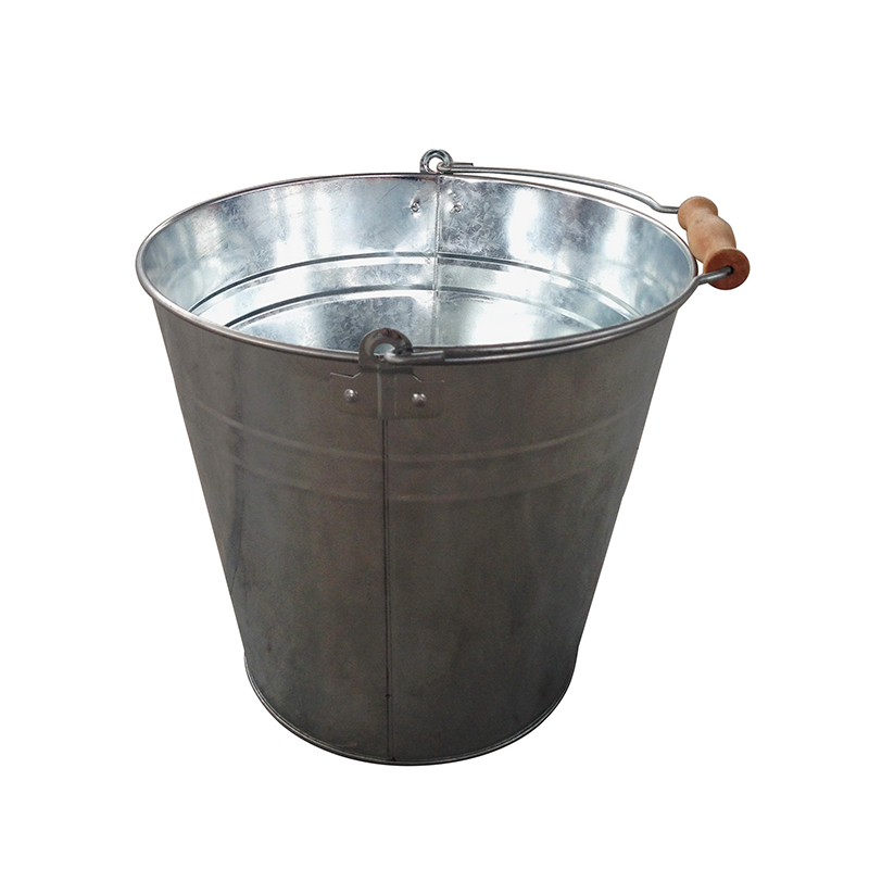 High quality cheap metal galvanized pail of water