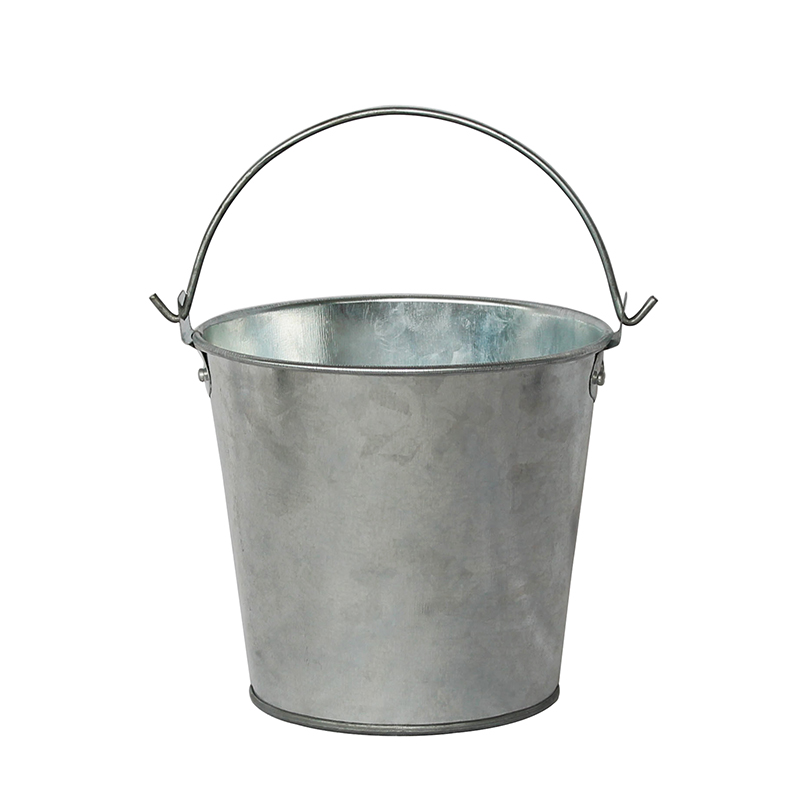 Party Favors Party Accessories and Decoration Galvanized Metal Buckets