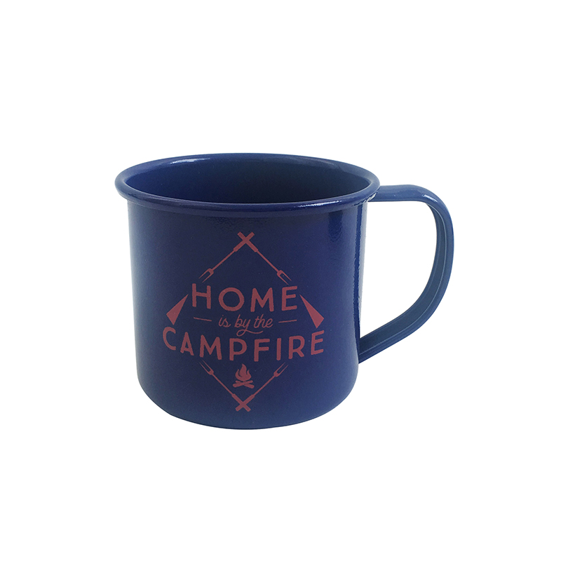 High Quality Cheap Price Home Personalised Enamel Camping Coffee Mug