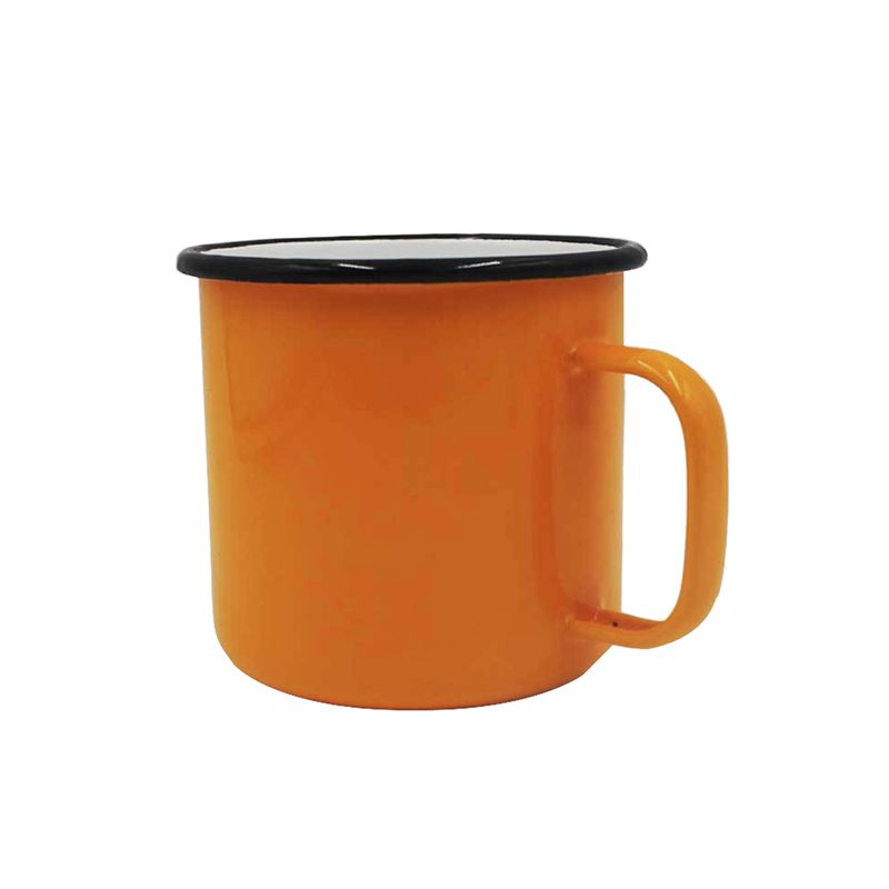 1300ml Bright Colors Enamel Coffee Tea Camping Cup Mugs