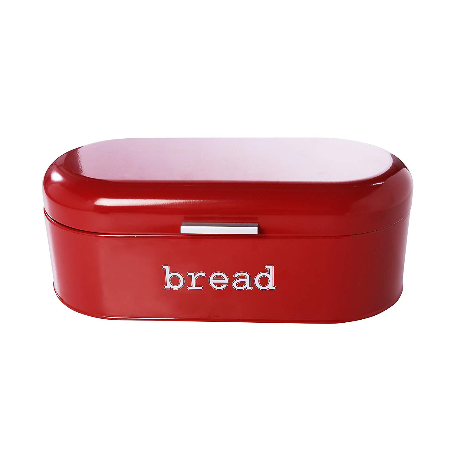 Large Bread Box for Kitchen Counter - Bread Bin Storage Container With Lid