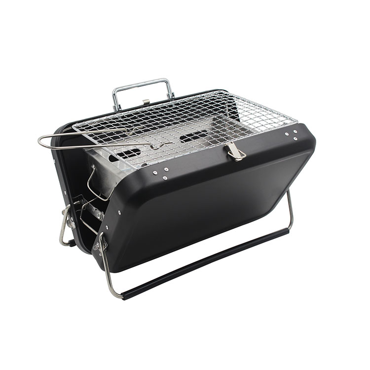Stainless Steel Folding Barbecue Portable Charcoal Grill