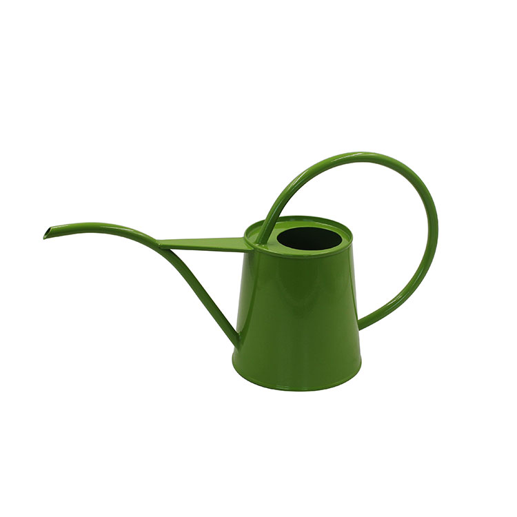 Easy Pour Gooseneck Spout Decorative Copper Colored Watering Can for Fast and Eas