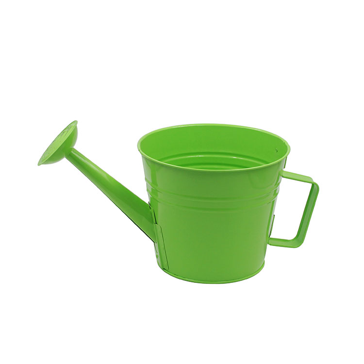 Simply Style Metal Flower Vase Bucket Watering Can for Home Wedding Party Decorat